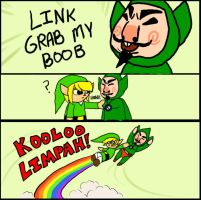 TINGLE TINGLE KOOLOO LIMPAH by Renegrenade