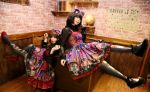 M.S.Rose X Zihling Mysterious Circus Tour by Rin54321