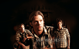 Sam Winchester by mummy16