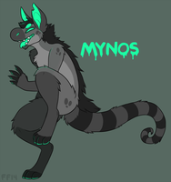 MYNOSSS by ForestFright
