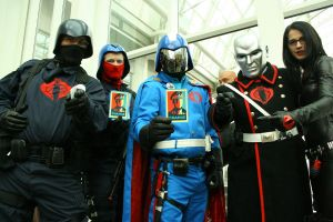 Vote Cobra - ECCC 2012 by nwpark
