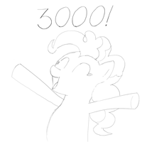 3000 Page Views by FeralDrive