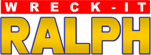 Wreck-it Ralph Logo ~ Sonic Variant by Son-Void