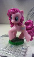 03: Pinkie Pie, Front by PONYPAINTTHEPONY