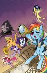 My Little Pirate issue 13 by BrendaHickey