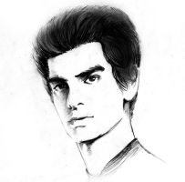 The Amazing Andrew Garfield by vincy223