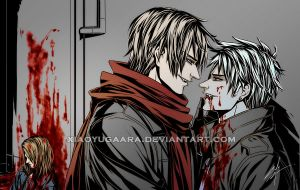 APH: Blood Lust by xiaoyugaara