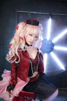 Macross Frontier - Sheryl Nome by miyoaldy