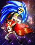 The Coon VS Mysterion by BunnyGirl-666