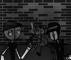 Gangster-Bots by combine345
