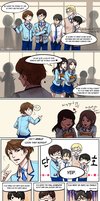 [comic] Watch what you say by PlatinaSi