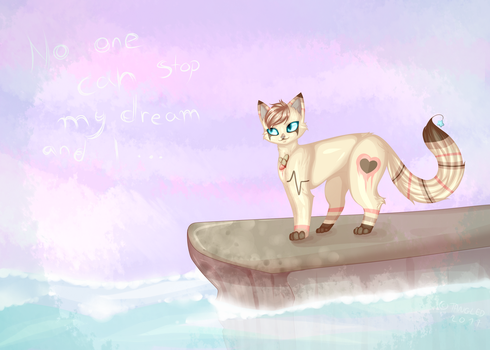 My dream and I by TangIed