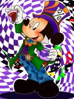 Mad hatter mickey by chico-110