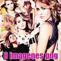 Pack png 140 Miley Cyrus by MichelyResources
