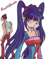 Winx Musa and Riven 2 png by xXSunny-BlueXx