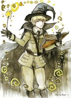 APH My magic by MaryIL