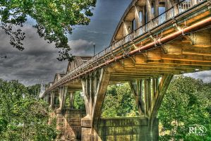 Bibb Graves Bridge by Alabamaphoto