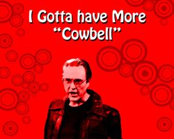 Christopher Walken by mikeinthehouse