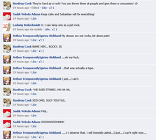 Hetalia Facebook: Scones - Epic Fail by Arthur-UK-Kirkland