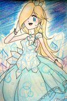 Happy New Year with Rosalina :D by Derochi