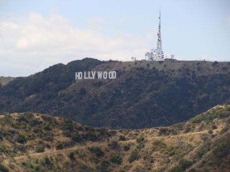 Welcome to Hollywood by xandreea