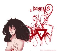DOROTEA cover 2 by Verdallehn