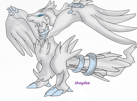 Request - Reshiram by The-Real-Shaydee