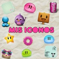 Mis Iconos :3 by LilyQg