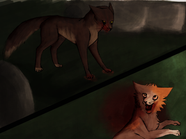 Redtail's death 2014 by Hi-TuVy