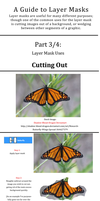 Layer Mask Guide [Photoshop CS5] Part 3/4 by Shadow-Blood-Dragon