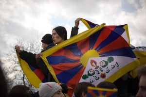 about tibet by Gonzale