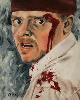 Shaun of the Dead by VixSky