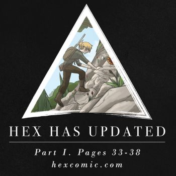 HEX Update Pages 33-38 by Hootsweets