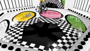MMD 2PM My Color Stage - DL by RuchiiP
