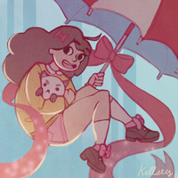 Bee and Puppycat by ZacharyWolf