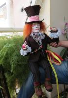 The Mad Hatter ( by Vladimir Sukhanov ) OOAK by Sukhanov