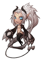 Gaiaonline - 3abyclaws by VanchaMarl
