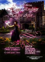 Happily Ever After Flyer by OhHeyItsSK