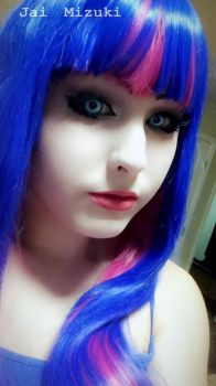 Stocking Anarchy [Makeup Test] -5- by AloisFancyTrancy