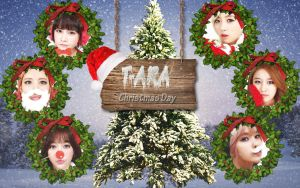 T-ARA : Christmas Day by AffxtionComunity
