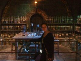 Me In Potions Class by Ameymoo