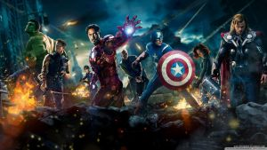 The Avengers by Red1Abdu