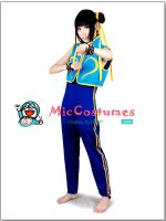 Street Fighter Alpha 3 Chun Li Cosplay by miccostumes