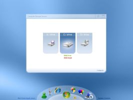 Windows OS Concept 2 by digitalsoft
