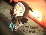 MMD-You know you want me! by Heleannor