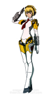 P4A - Aigis by theSN3S