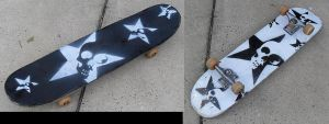 Pimped out Skateboard by Kelden17