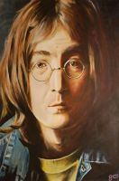 John Lennon, White Album by gavcam