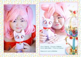 Diana from Sailor Moon::::Chibiusa Cosplay::::: by Witchiko