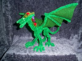 Brixter Pipe cleaner Dragon by DannyP514